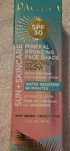 Pacifica mineral bronzing shade